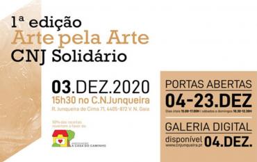 Arte Pela Arte ! até 31 de março no Centro de Negócios da Junqueira