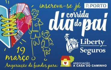Corrida Dia do Pai Liberty Seguros 2017