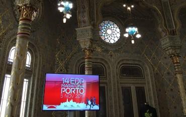 A 14ª EDP Maratona do Porto é Solidária