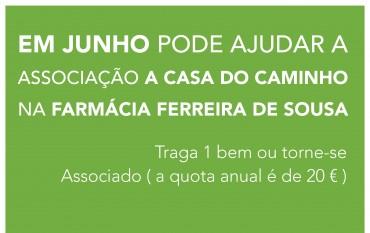Campanha da Farmácia Ferreira de Sousa