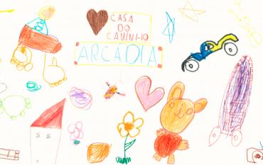 Nova parceria com a Arcádia !