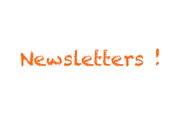 Espreite a newsletter de Outubro !