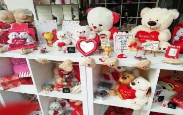 O Amor está no Ar no Bazar Social <3